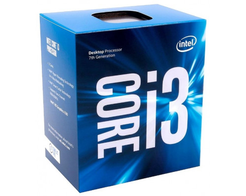 Процессор Intel Original Core i3 7100 Soc-1151 (CM8067703014612S R35C) (3.9GHz/Intel HD Graphics 630)