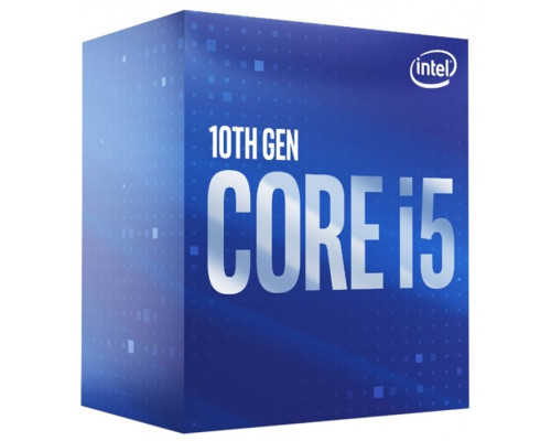 Процессор Intel Original Core i5 10400 Soc-1200 (CM8070104290715S RH3C) (2.9GHz/Intel UHD Graphics 630) OEM
