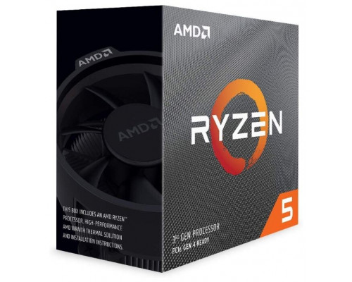 Процессор AMD CPU AMD Ryzen 5 3600 OEM, 100-000000031 AM4