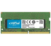 Память оперативная Crucial SODIMM 32GB DDR4 2666 MT/s (PC4-21300) CL19 DR x8 Unbuffered 260pin