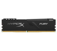 Оперативная память Kingston 16GB 2666MHz DDR4 CL16 DIMM HyperX FURY Black